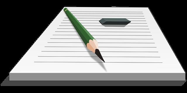 学振を申請するための論文執筆