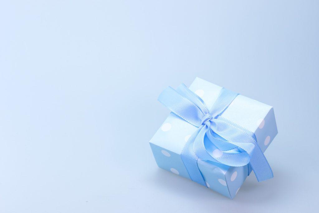 メリットがあるプレゼント企画
