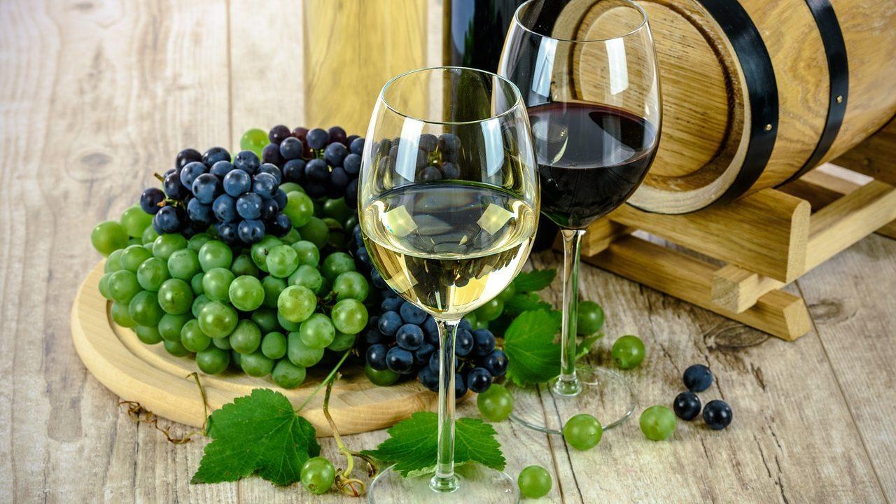 お酒と言えばワイン