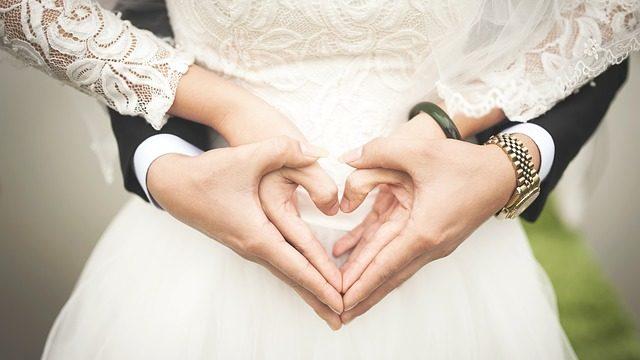 結婚した研究室内カップル