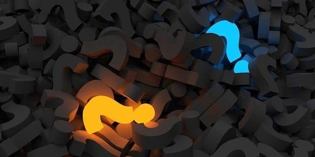 面接で使う逆質問を頭の中で考えているところ