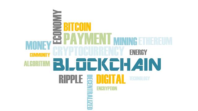 ブロックチェーンを表す様々な語句