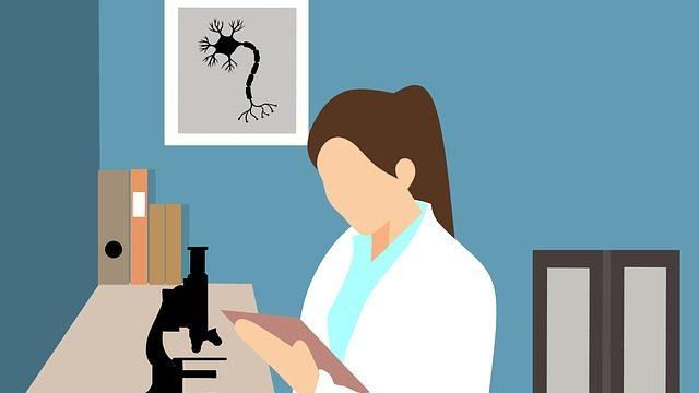 海外のビッグラボで研究に時間を投資している女性研究員