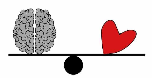 就活と研究を両立する理系院生の脳内イメージ図