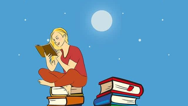 役立つ書籍を乱読している人